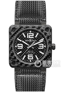Copy Bell & Ross BR 01-92 BR 01-92 CARBON FIBER watch serie [0b63]