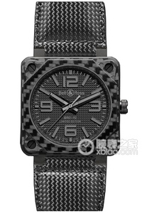 Copy Bell & Ross BR 01-92 BR 01-92 CARBON FIBER PHANTOM serie ure [76d3]