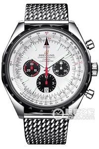 Copy 49 Automatic Chronograph Breitling watch (CHRONO-MATIC 49) Series A14360 ( aviation classic bracelet ) watches [ea0b]