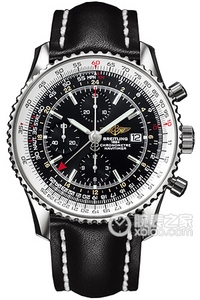 Copy World watches Breitling Aviation (Navitimer World) Series A2432212/G571 ( crocodile leather strap ) watches [dece]