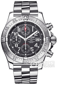 Copy Breitling Avenger Chronograph (AVENGER) Series A1338012/F547 ( professional stainless steel bracelet ) watches [bfe1]