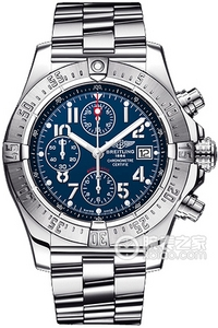 Copy Breitling Avenger Chronograph (AVENGER) Series A1338012/C794 ( professional stainless steel bracelet ) watches [c969]