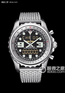Copy Space Breitling chronograaf ( Chronospace ) Serie A7836534 - BA26 ( Ocean Racer rubberen band Ocean Racing ) horloges [e471]