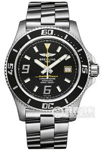 Copy Breitling Super Ocean 44 watch (SUPEROCEAN 44) Series A1739102/BA76 ( professional stainless steel bracelet ) watches [049a]