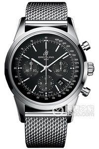 Copy Breitling Transocean Chronograph (TRANSOCEAN CHRONOGRAPH) Series AB015212/G724 (Barenia leather strap ) watches [daa8]