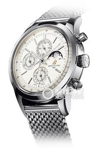 Copy Breitling Transocean Chronograph Watch 1461 (TRANSOCEAN CHRONOGRAPH 1461) series stainless steel case - White dial -Ocean Classic bracelet watches [bf46]