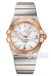 Copy Omega Chronometer 38 mm Chronometer 38 mm Serie 123.10.38.21.51.001 ure [fe07]