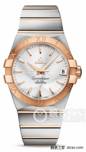 Copy Omega Chronometer 38 mm Chronometer 38 mm Serie 123.25.38.21.52.003 ure [8d23]