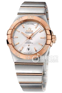 Copy Omega Chronometer 38 mm Chronometer 38 mm Serie 123.20.38.21.13.001 ure [7535]