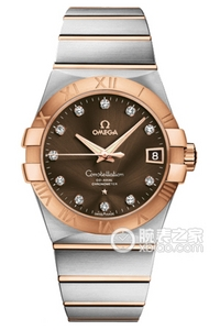 Copy Omega Chronometer 38 mm Chronometer 38 mm Serie 123.20.38.21.63.001 ure [3809]