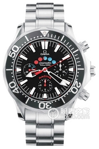 Copy 300 M Chronometer 2569.52.00 Omega watch series [7d3f]