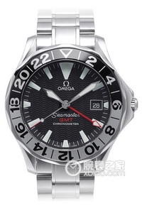 Copy 300 M GMT 2234.50.00 Omega watch series [8e40]