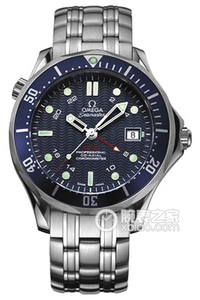 Copy 300 M GMT 2535.80.00 Omega watch series [5ee0]