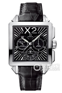 Copy Chronograph Omega coaxial X2 X2 Co-Axial Chronograph Series 423.13.37.50.02.001 watches [b124]