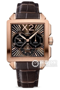 Copy Chronograph Omega coaxial X2 X2 Co-Axial Chronograph Series 423.53.37.50.01.001 watches [db45]