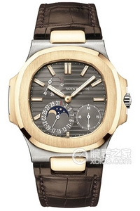 Copy Patek Philippe 5712 Series 5712GR platinum and rose gold watches [e5f5]