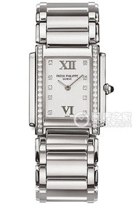 Copy Patek Philippe 4910 / 10 series 4910/10A-011 stainless steel watch white plate [d00a]
