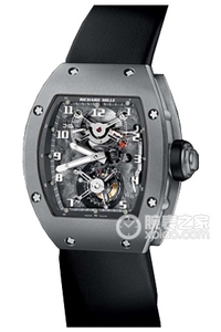 Copy Richard Miller RM 002-V2 ALL GRAY platinum wristwatches [de9d]