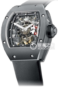 Copy Richard Miller RM 003-V2 ALL GRAY platinum wristwatches [408d]