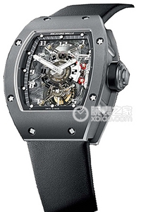 Copy Richard Miller RM 003-V2 ALL GRAY titanium wristwatches [6671]