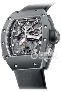 Copy Richard Miller RM 004-V2 ALL GRAY titanium wristwatches [653b]