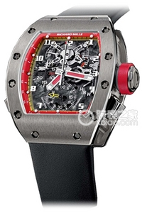 Copy Richard Miller RM 004-V2 FELIPE MASSA titanium wristwatches [3a91]