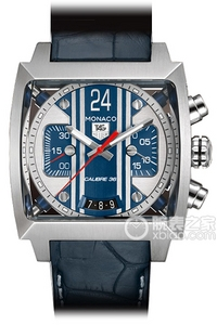 Copy TAG Heuer 24 CALIBRE 36 limited edition automatic chronograph watch 40.5 mm Series CAL5111.FC6299 [faa6]