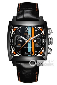 Copy TAG Heuer 24 CALIBRE 36 limited edition automatic chronograph watch 40.5 mm Series CAL5110.FC6265 [0fe4]