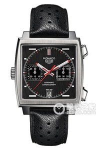 Copy TAG Heuer CALIBRE 11 Limited Edition Automatic Chronograph 39 mm black disk watch series CAW211B.FC6241 [d5a4]