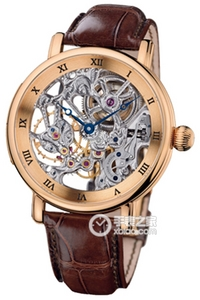 Copy Ulysse-nardin Maxi hollow wrist watch series 3006-200 [ffa5]