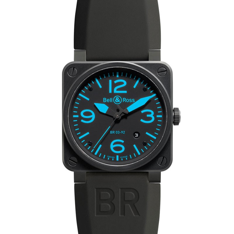 Bell & Ross BR 03 Instrument 42mm [1cf7]