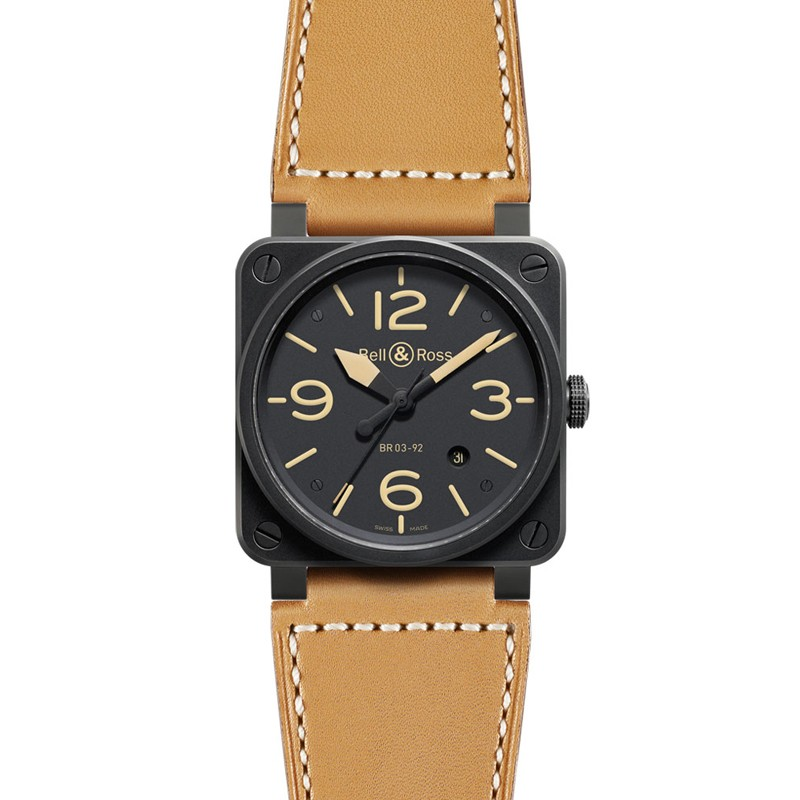 Bell & Ross BR 03 Instrument 42mm [4dc0]