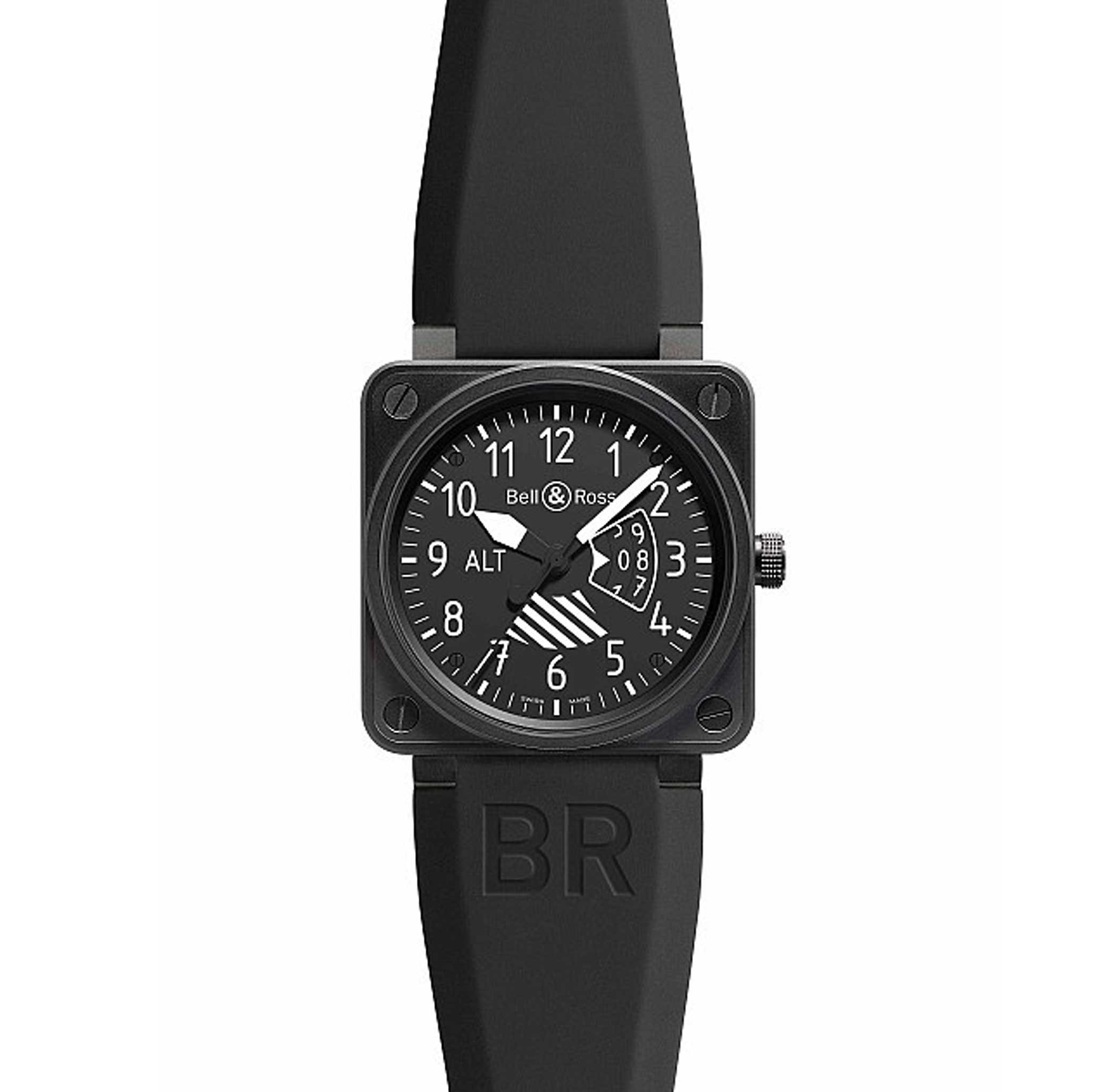 Bell & Ross BR 01 Instrument 46mm [ba9c]