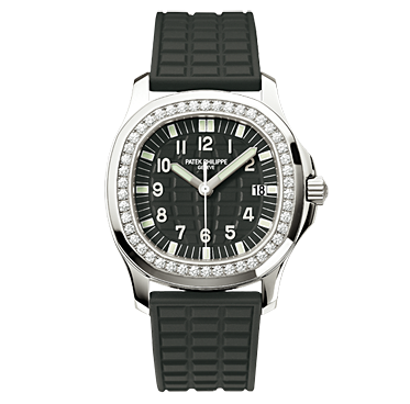 5067A-001 - Stainless Steel - Ladies Aquanaut [d150]