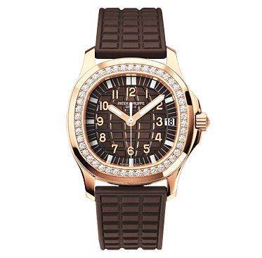 5068R - 001 - Rose Gold - dames Aquanaut [9e88]