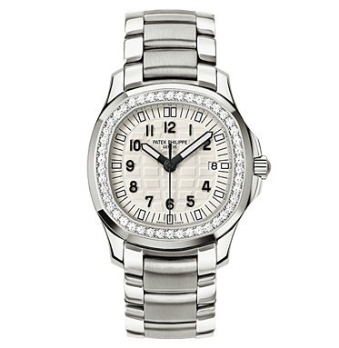 5087/1A-010 - Stainless Steel - Ladies Aquanaut [3a9e]