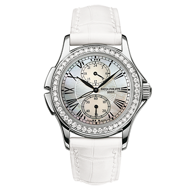 4934G-001 - White Gold - Ladies Complications [b9e1]