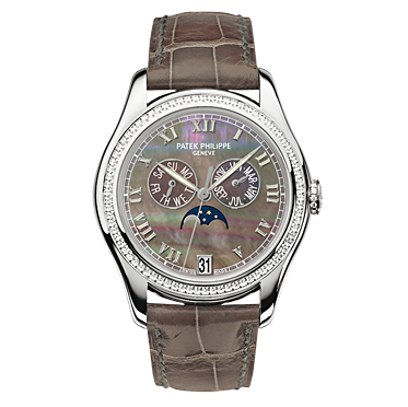 4936G-001 - White Gold - Ladies Complications [79d9]