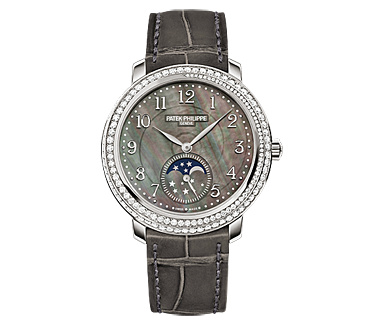 4968G-001 - White Gold - Ladies Complications [36bf]