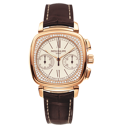 7071R - 001 - Rose Gold - Ladies Komplikationer [b7e0]