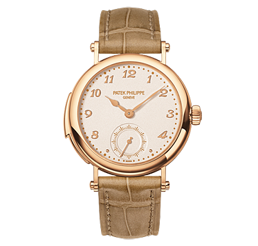 7000R - 001 - Rose Gold - Ladies Grand Komplikationer [be1c]