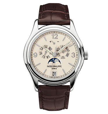 5146G-001 - White Gold - Men Complications [ee44]