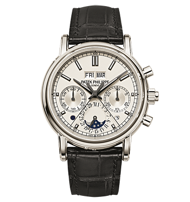 5204P - 001 - Platinum - Heren Grote Complicaties [1d14]