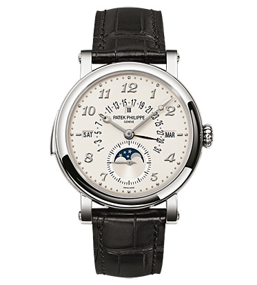 5213G-001 - White Gold - Men Grand Complications [7ae0]