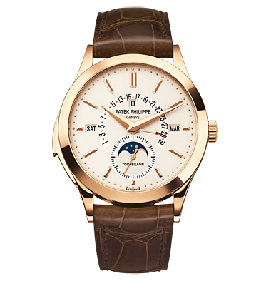 5216R - 001 - Rose Gold - Män Grand Komplikationer [b497]