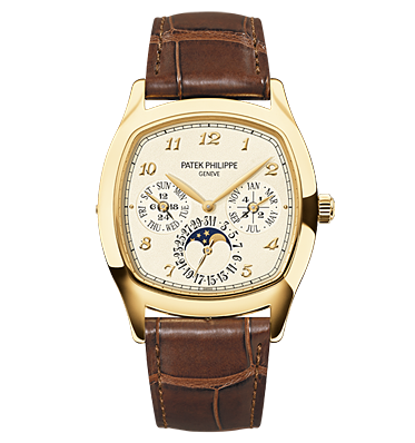 5940J-001 - Yellow Gold - Men Grand Complications [f505]