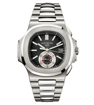 5980/1A-014 - Stainless Steel - Men Nautilus [521d]