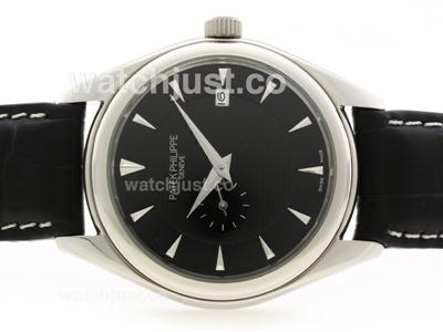 Patek Philippe Classic Automatic with Black Dial [8dcc]