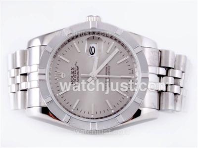 Rolex Datejust Automatic with Gray Dial [bf63]