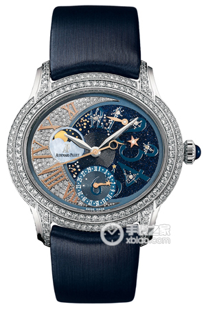 Copy Audemars Piguet Millenary watch Millennium Series 77316BC.ZZ.D007SU.01 [aff4]
